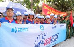 Thừa Thiên – Huế ra quân chiến dịch thanh niên tình nguyện Hè