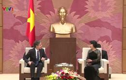 Thứ trưởng Ngoại giao Hoa Kỳ thăm Việt Nam