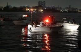 Đắm du thuyền trên sông Nile, 21 người thiệt mạng