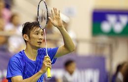 """Tiến Minh thua trước """"khắc tinh"""" ở vòng 2 giải Đài Loan Grand Pix"""