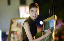 Thí sinh Hoa hậu Hoàn vũ Việt Nam 2015 sôi nổi tham gia hoạt động thiện nguyện