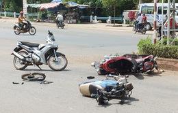 Tai nạn giao thông gia tăng ngày 29 Tết