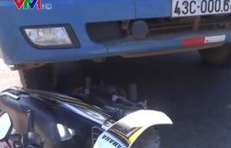 Đà Nẵng: Gia tăng TNGT do xe tải trong nội thị