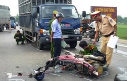 33 người chết vì tai nạn giao thông trong ngày 29 Tết