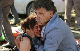 Ký ức kinh hoàng của vụ đánh bom tại Ankara, Thổ Nhĩ Kỳ