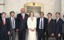 Việt Nam - Áo tăng cường hợp tác lĩnh vực tư pháp và tòa án