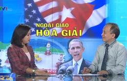 Xu thế hòa giải trong chính sách đối ngoại: Củng cố vị trí và lợi ích của Mỹ
