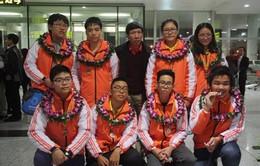 Việt Nam giành 27 huy chương tại Kỳ thi vô địch các đội tuyển Toán quốc tế 2015