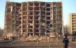 Saudi Arabia bắt nghi phạm chính đánh bom tòa nhà Khobar năm 1996