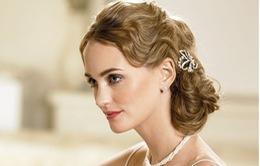 10 kiểu tóc cô dâu cổ điển đẹp mãi với thời gian