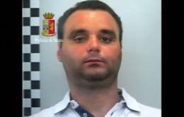 Italy bắt 11 nghi phạm liên quan đến trùm ma túy khét tiếng