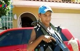 Góc khuất của tội phạm vị thành niên vùng biên giới Mỹ - Mexico