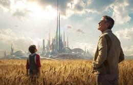 """George Clooney và hành trình xuyên không gian trong """"Tomorrowland"""""""