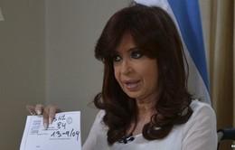 Argentina cải cách hệ thống tình báo