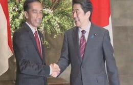 Nhật Bản, Indonesia ký thỏa thuận hợp tác quốc phòng