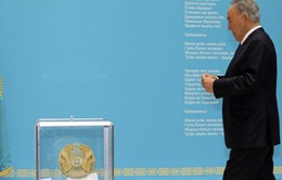 Kazakhstan: Tổng thống Nazarbayev tái đắc cử