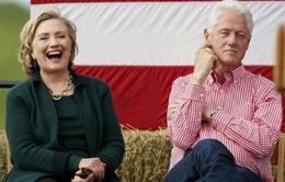 Tiết lộ tài sản của vợ chồng cựu Tổng thống Mỹ Bill Clinton