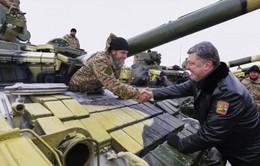 Tổng thống Ukraine tuyên bố sẵn sàng chống lại các thế lực thù địch