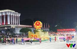 Kỷ niệm 70 năm Quốc khánh 2/9: Những con số ấn tượng