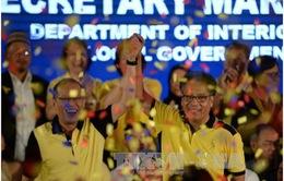 Tổng thống Philippines đề cử ứng cử viên Tổng thống