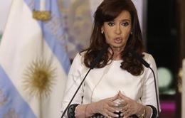Argentina bầu cử Tổng thống sơ bộ