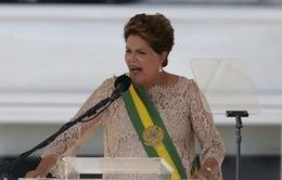 Tổng thống Brazil tuyên thệ nhậm chức nhiệm kỳ II