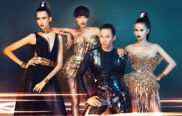 Kịch tính 'cuộc chiến thành Rome' của top 4 Vietnam's Next Top Model 2015