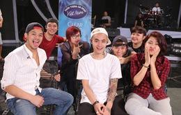 Vietnam Idol 2015: Top 7 hé lộ các ca khúc sẽ thể hiện trong Gala 2
