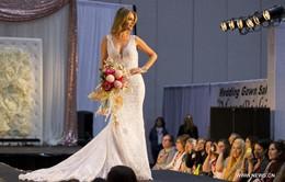 Những mẫu váy cưới mới nhất năm 2015 tại Toronto's Bridal Show