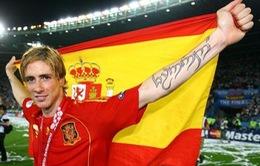 """""""Giải mã"""" bí ẩn những hình xăm của Fernando Torres"""