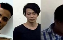 TP.HCM: Bắt băng nhóm tống tiền bằng bom xăng