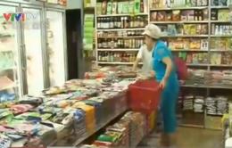 Đài Loan (Trung Quốc) siết chặt kiểm soát thực phẩm nhập khẩu từ Nhật Bản
