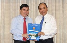 PTTg Nguyễn Xuân Phúc trao quyết định bổ nhiệm Chủ tịch UBND TP.HCM