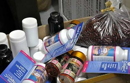 Nạn buôn lậu dược, mỹ phẩm, thực phẩm chức năng giả diễn biến phức tạp