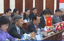 TP.HCM - Vientiane tăng cường hợp tác