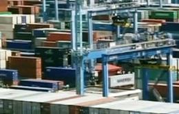 Trung Quốc: Xuất khẩu tháng 3 bất ngờ giảm mạnh