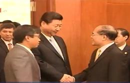 Thúc đẩy quan hệ Việt-Trung phát triển ổn định và lành mạnh