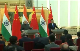 Trung Quốc - Ấn Độ tìm kiếm giải pháp cho vấn đề biên giới