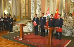 Thủ tướng Trung Quốc thăm chính thức Peru