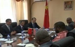 Trung Quốc cam kết hỗ trợ các nước Tây Phi