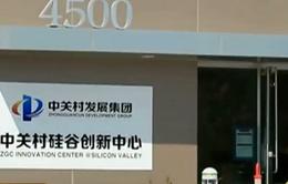 DN công nghệ Trung Quốc hướng tới thị trường Mỹ