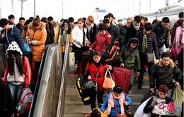 Trung Quốc: Người dân ùn ùn về quê ăn Tết