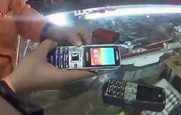 Tràn lan điện thoại Trung Quốc nghi chứa mã độc