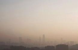Thành phố Thiên Tân (Trung Quốc) báo động đỏ ô nhiễm không khí