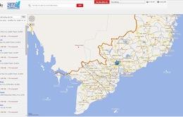 TP.HCM: Tra cứu địa điểm thi trên điện thoại di động
