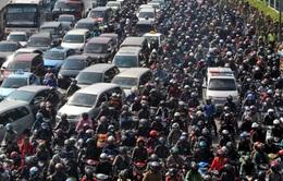 Indonesia thiệt hại 5,5 tỷ USD mỗi năm do tắc đường