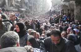 IS xâm chiếm trại tị nạn ở Syria