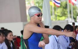 'Tiểu Ánh Viên' phá kỷ lục ở giải bơi các nhóm tuổi Đông Nam Á