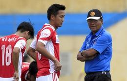 V.League 2015 hạ màn, Đồng Nai chính thức xuống Hạng Nhất
