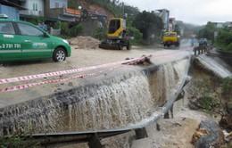 17 người chết và mất tích do mưa lũ lịch sử ở Quảng Ninh